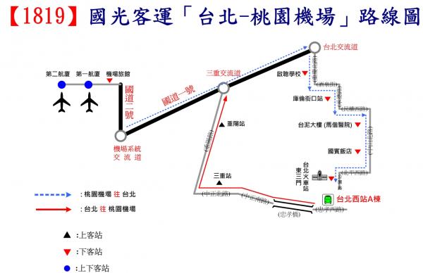 國光路線図